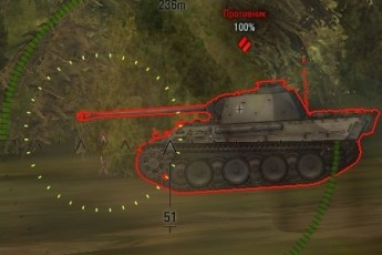 ANTI WARPACK ДЛЯ WORLD OF TANKS 0.9.7