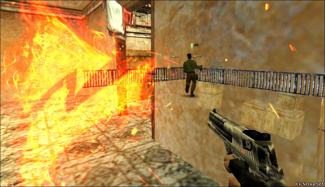 Новый WallHack 2014 для CS 1.6